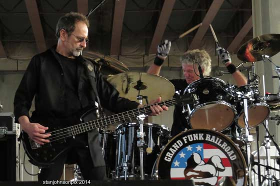Grand Funk Railroad: Mel Schacher and Don Brewer