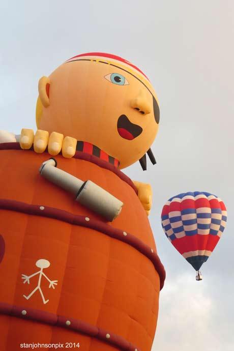 Adirondack Balloon Fest 2014 (photos by Stanley Johnson)