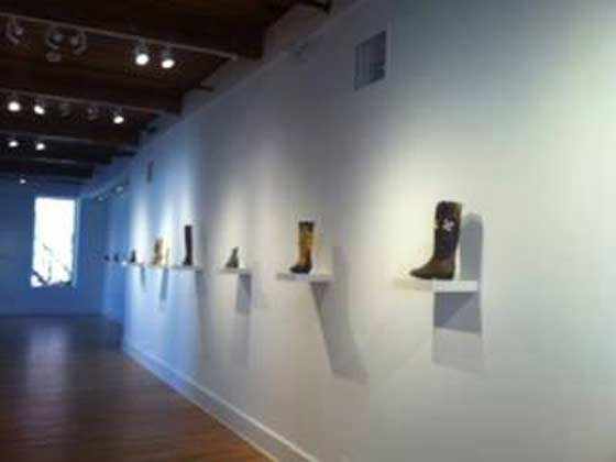 In These Shoes: Bespoke Footwear in America @ Lichtenstein Center for the Arts