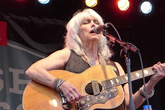 Emmylou Harris (photo by Kirsten Ferguson)