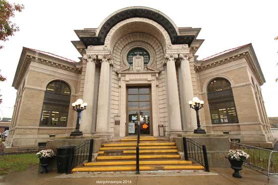 The Gloversville Public Library