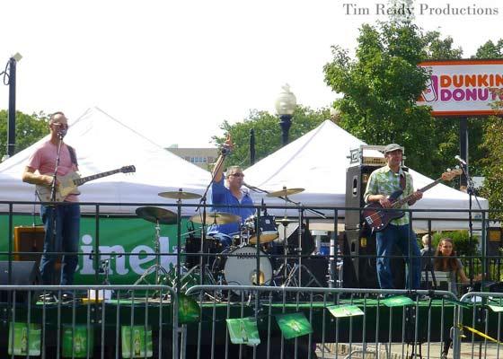 The Graham Tichy Trio