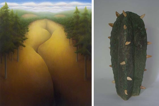Works by Laura Von Rocks and Robert Augstell  @ The Laffer Gallery