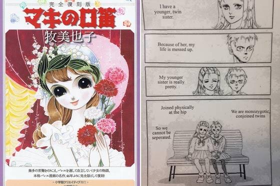 World of Shojo Manga! Mirrors of Girls' Desires @ The Palmer Gallery and The Washington Gallery