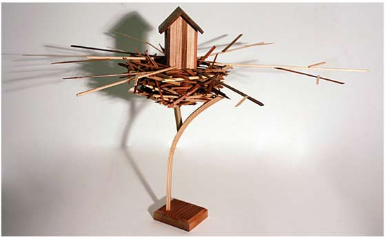 Works by James Murray @ The Adirondack Lakes Center for the Arts