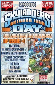 Skylanders Day
