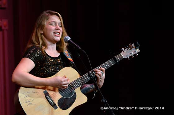 Crystal Bowersox @ Troy Savings Bank Music Hall