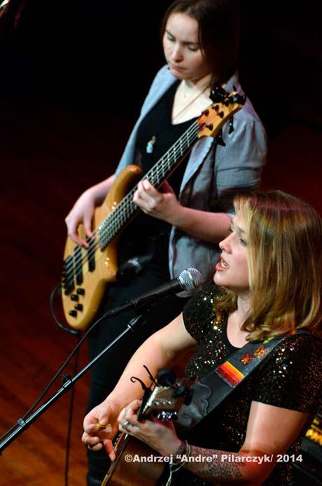 Crystal Bowersox @ Troy Savings Bank Music Hall