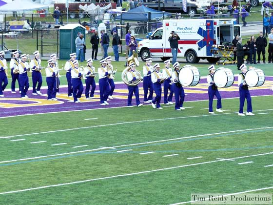 The Marching Great Danes