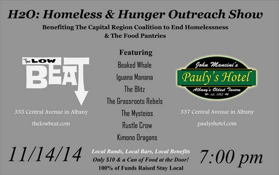 Homeless and Hunger Outreach Show