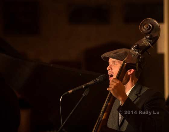 Sean Cronin (photo by Rudy Lu)