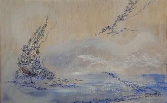 Hiro Ichikawa:  Apparition @ Theo Ganz Studio