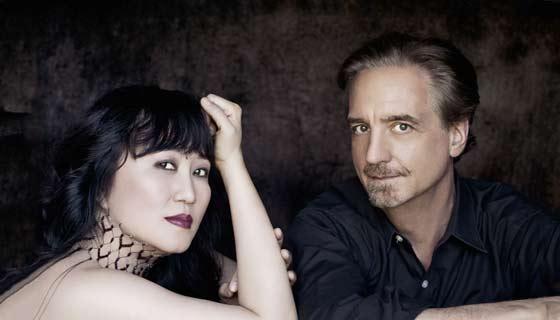 Wu Han and David Finckel