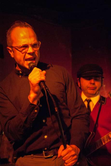 Graham Tichy and Chris Sprague