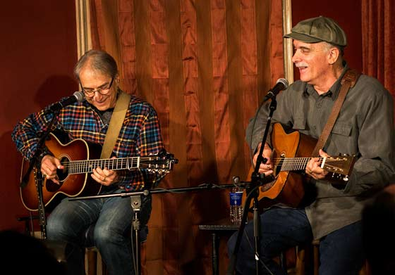 Happy Traum and Jim Kweskin