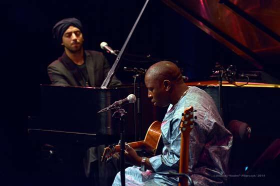 Idan Raichel and Vieux Farka Toure