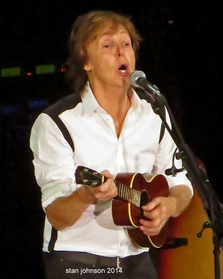 Paul McCartney @ The Times Union Center