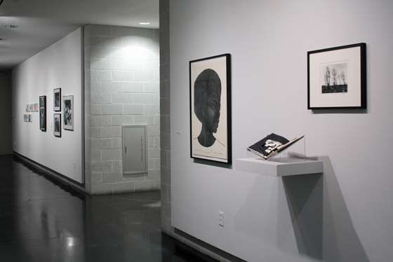 Installation view, Hope and Anger The Civil Rights Movement and Beyond, @ The Tang Teaching Museum