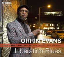 Orrin Evans: Liberation Blues
