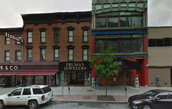 The Google Street View of 69 North Pearl Street, Albany