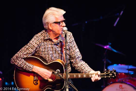 Nick Lowe (photo by Ed Conway)