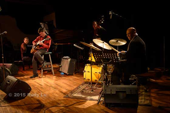 The Peter Bernstein Trio with Brad Mehldau