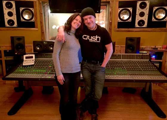 Anna and David Bourgeois