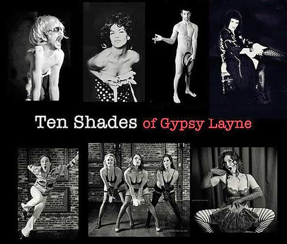 10 shades of Gypsy Layne