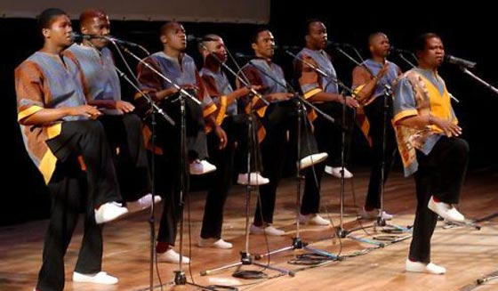 Mahaiwe welcomes Ladysmith Black Mambazo back to the Berkshires.