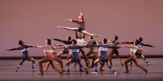 Justin Peck is bringing his own interpretation of Aaron Copland's iconic Americana score Rodeo to SPAC this summer.