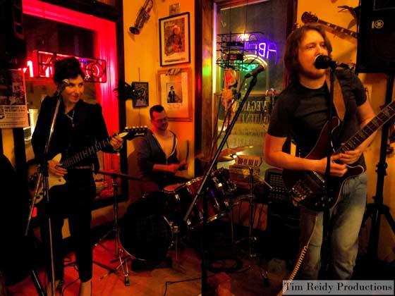 Holly & Evan Band