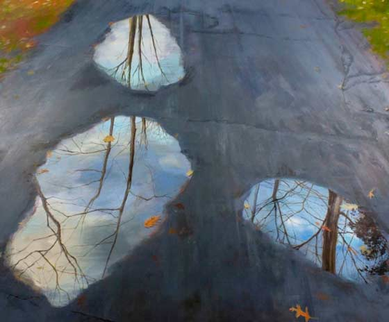 Shona Macdonald: Sky on Ground @ Independent Art Projects