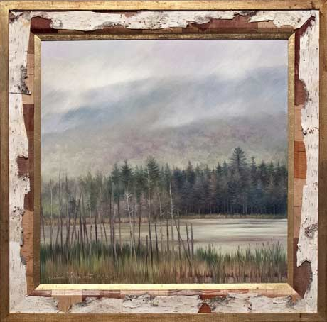 BEST IN SHOW: Elaine Vollherbst - Highway 28N Long Lake