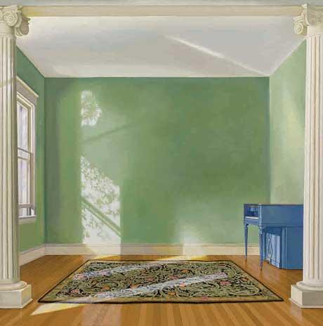 Walter Hatke: Consort @ Mandeville Gallery