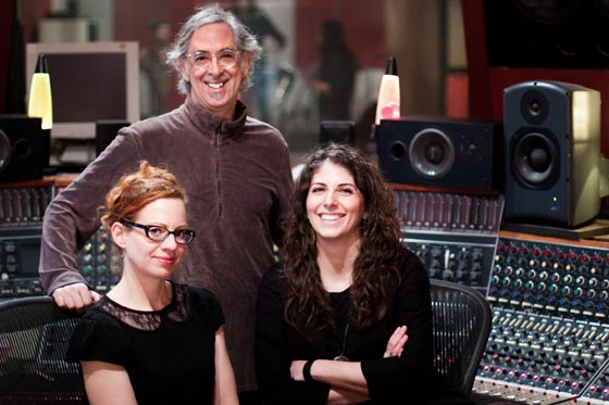 Jessica Thompson, Steve Rosenthal and Jocelyn Arem