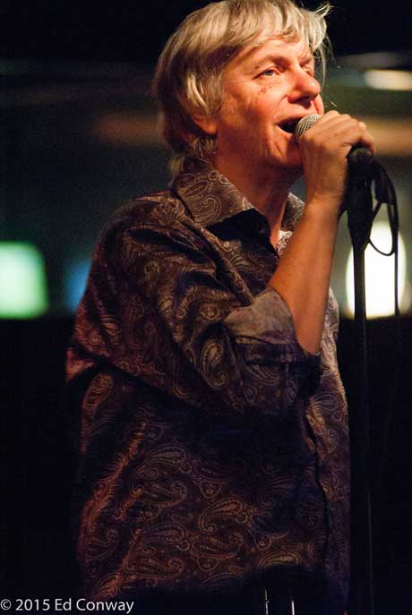 Peter Zarema of the Fleshtones