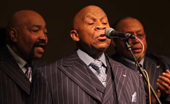 The Mt. Olive Baptist Church Male Chorus