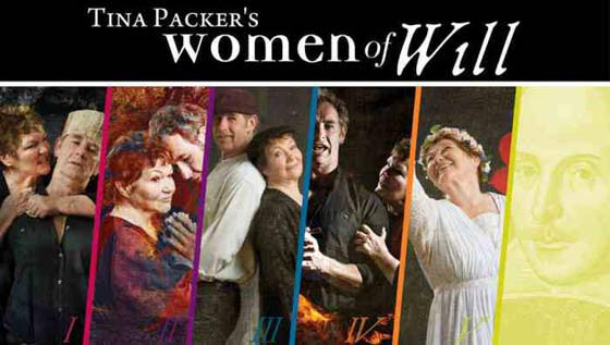 "Tina Packer's ""Women of Will"" becomes a book."