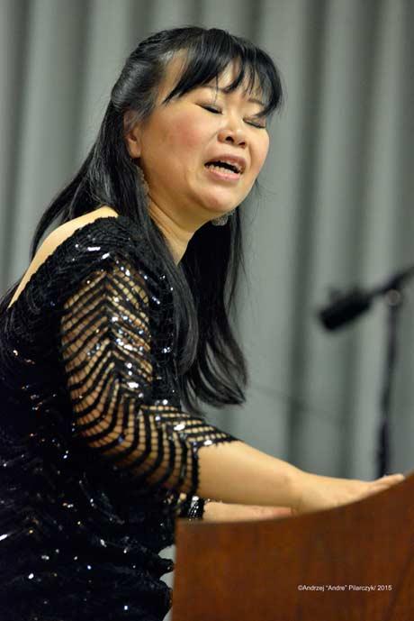 Akiko (photo by Andrzej Pilarczyk)