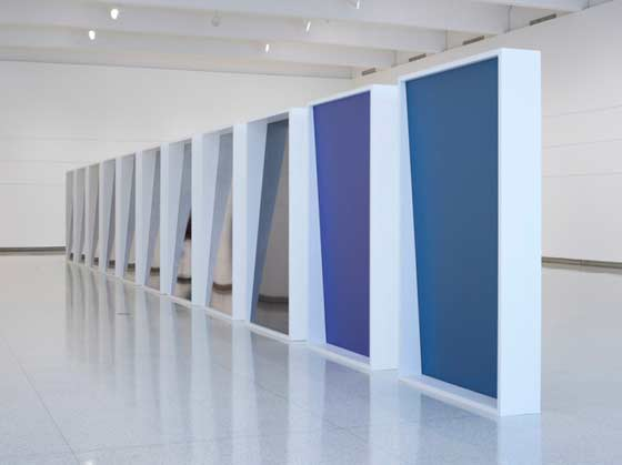 Liz Deschenes:Gallery 7, Walker Art Center, Minneapolis, 2014 (Installation view) Miguel Abreu Gallery, New York. (photo: Gene Pittman)