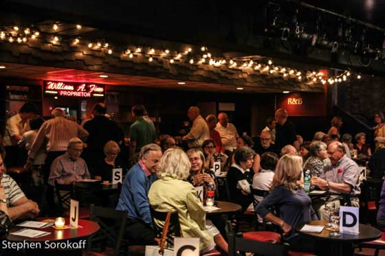 Mr. Finn's Cabaret is hidden away under the St. Germain Stage on Linden Street in Pittsfield, but is the classiest nightspot in the Berkshires. (photo: Stephen Sorokoff)