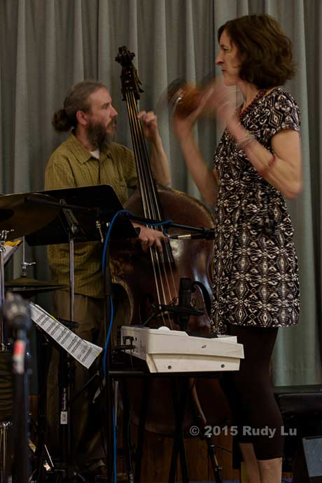 Elizabeth Woodbury-Kasius & Heard (photo by Rudy Lu)