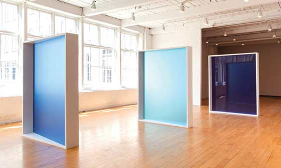 Liz Deschenes: Gallery 4.1.1 @ MASS MoCA