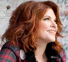 Rosanne Cash appears at Mass MoCA on May 28.