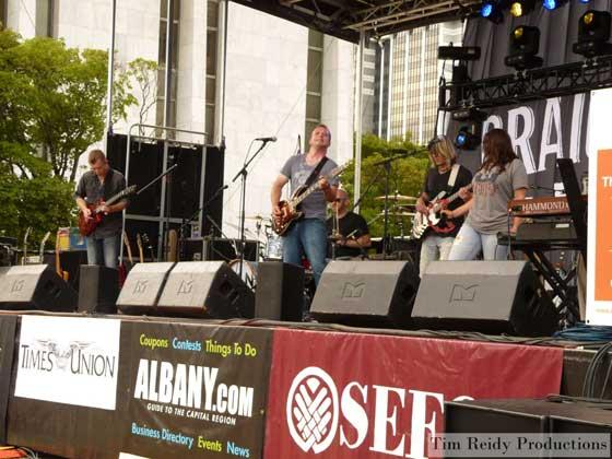 The Chris Dukes Band