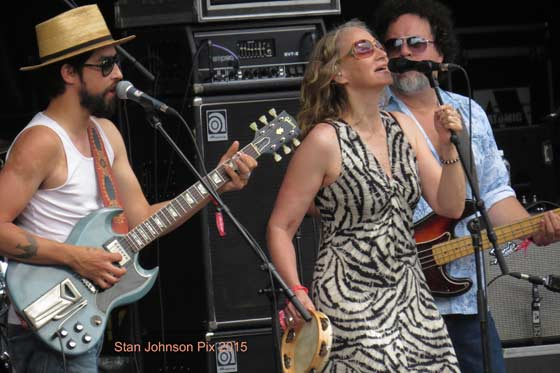 Trigger Hippy with Jackie Greene and Joan Osborne