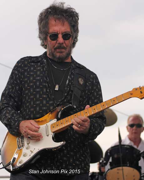 Joe Mele of Troy Blues