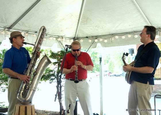 Skip Parsons' Clarinet Marmalade Trio