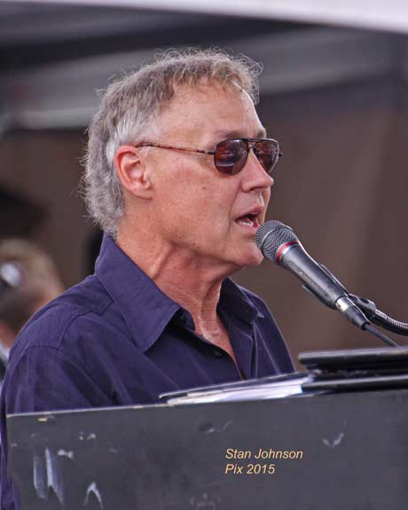 Bruce Hornsby at moedown, 2011