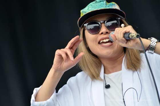 Miko Hatori of Ciba Matto